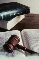 evidence law can determine outcome of appeal from verdict trial NJ judge municipal court sentence judgment and decision