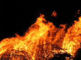 brush and forest fire, which can lead to Criminal arson and aggravated arson charges defended by NJ arson lawyer